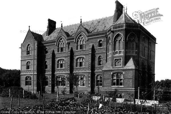 Broadstairs, St Peter's Orphanage 1891