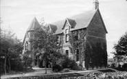 Broadstairs, St Peter's Sanatorium 1891