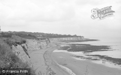 Broadstairs, Stonegap From Bleak House 1951