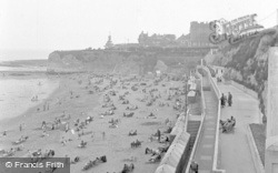 Broadstairs, The Bay 1954