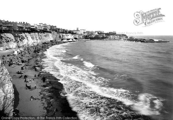 Broadstairs, The Beach 1912