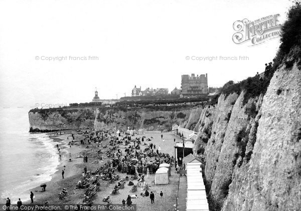 Broadstairs, The Beach 1918