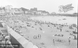 Broadstairs, The Beach 1960