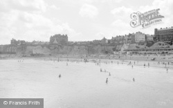 Broadstairs, The Beach 1962