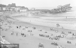 Broadstairs, The Harbour 1954
