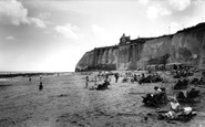 Broadstairs, The Louisa Bay 1962