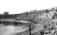 Broadstairs, The Sands 1899
