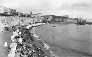 Broadstairs, The Sands 1902