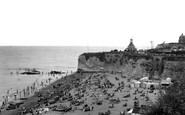 Broadstairs, The Sands 1951