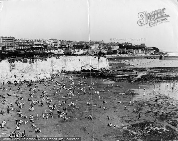 Broadstairs, The Sands c.1950