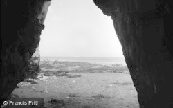 Broadstairs, View From A Cave 1962