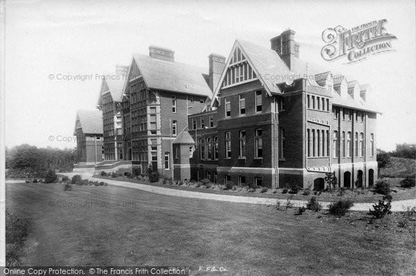 Photo of Broadstairs, Yarrow Home 1897