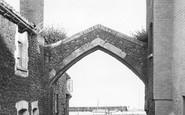 Broadstairs, York Gate 1887