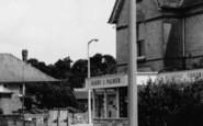Broadstone, Dunyeats Corner c.1960