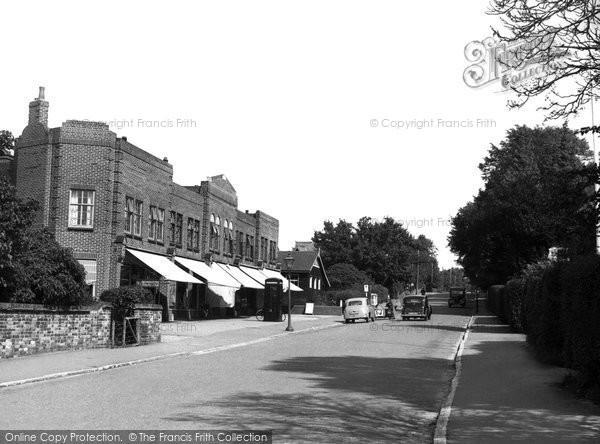 Broadstone, Dunyeats Road c.1955