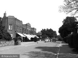 Broadstone, Dunyeats Road c.1955