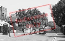 Dunyeats Road c.1955, Broadstone