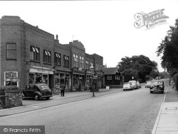 Broadstone, Dunyeats Road c.1960