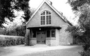Broadstone, Methodist Church c.1960