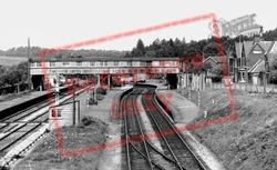 Station c.1955, Broadstone