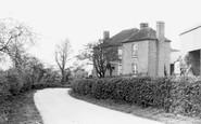 Broadwas, Butts Bank Farm c.1955