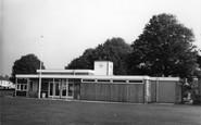 Broadwater, Sports Pavilion 1963