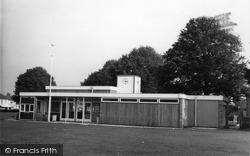 Broadwater, Sports Pavilion 1963