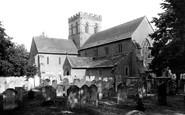 Broadwater, St Mary's Parish Church 1890