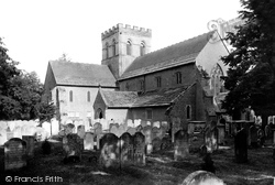 Broadwater, St Mary's Parish Church 1890