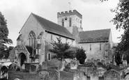 Broadwater, St Mary's Parish Church 1919