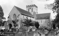 Broadwater, St Mary's Parish Church 1919