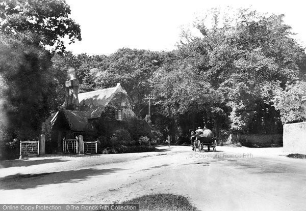 Broadwater, Village 1906