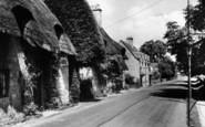 Broadway, Snowshill Road c.1955