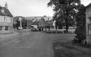 Broadway, The Green c.1955
