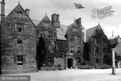 Broadway, The Lygon Arms 1899