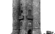 Broadway, The Tower c.1955