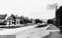 Broadway, The Village 1899