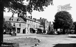 Broadway, The Village c.1955