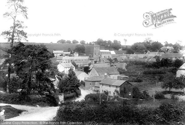 Broadwindsor, The Village 1902