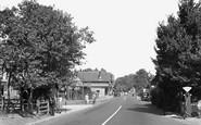 Brockenhurst, 1949