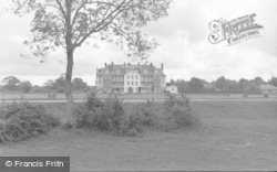 Brockenhurst, Balmer Lawn Hotel 1953