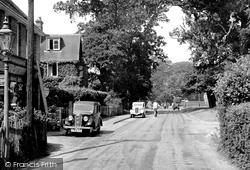 Brockenhurst, The Village 1949