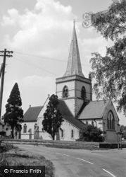 Brockham, Christ Church 1964