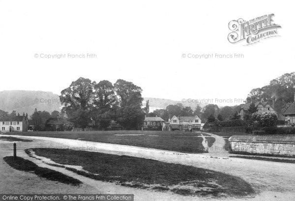Brockham, Green 1900