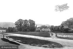 Brockham, Green 1900