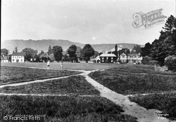 Brockham, Green 1930