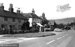 Brockham, Main Road 1964
