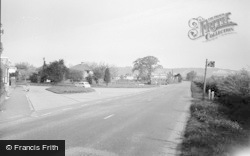Brockham, Middle Street 1961