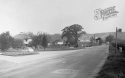 Brockham, Middle Street 1961