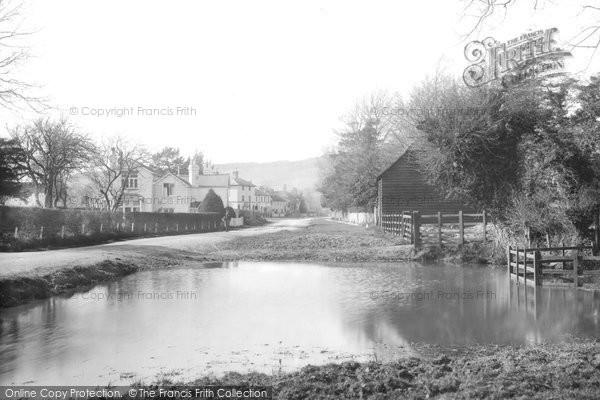 Brockham, Pond 1906